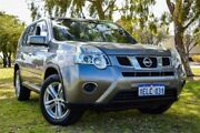 2013 Nissan X-Trail T31 Series 5 ST (4x4) Grey 6 Speed CVT Auto Sequential Wagon Rockingham Rockingham Area Preview