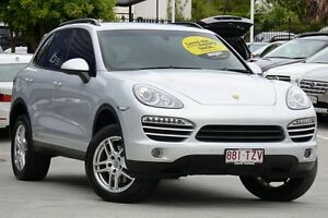 2013 Porsche Cayenne 92A MY14 Diesel Tiptronic Silver 8 Speed Sports Automatic Wagon Toowong Brisbane North West Preview