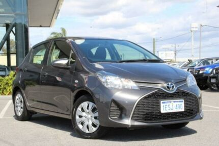 2014 Toyota Yaris Grey Automatic Hatchback St James Victoria Park Area Preview