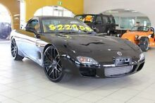 2000 Mazda RX7 FD RS Black 5 Speed Manual Coupe Jamisontown Penrith Area Preview