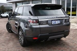 2014 Land Rover Range Rover Sport L494 MY14.5 SDV6 CommandShift SE Corris Grey 8 Speed Sports Automa Osborne Park Stirling Area Preview