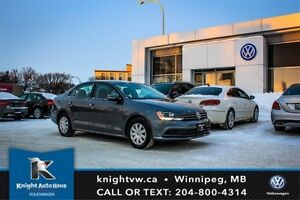 2015 Volkswagen Jetta Sedan 0.99% Financing Available OAC w/ Bac