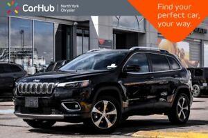 2019 Jeep Cherokee Limited|AWD|Luxury.Pkg|Pano_Sunroof|SiriusXM