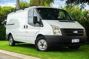 2009 Ford Transit VM Low Roof MWB White 5 Speed Manual Van Osborne Park Stirling Area Preview