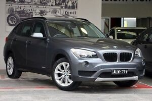 2013 BMW X1 E84 LCI MY0713 sDrive18d Steptronic Grey 8 Speed Sports Automatic Wagon Doncaster Manningham Area Preview