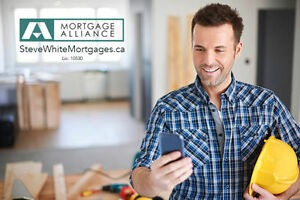 Mortgages For: Self Employed Investments, Renovations, Debt