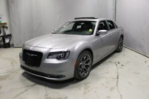 2017 Chrysler 300 S Accident Free,  Leather,  Heated Seats,  Bac