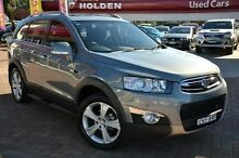 2013 Holden Captiva CG MY13 7 LX (4x4) Ironite 6 Speed Automatic Wagon Campbelltown Campbelltown Area Preview