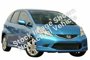 2011 Honda Jazz GE MY12 VTi-S Red 5 Speed Automatic Hatchback Osborne Park Stirling Area Preview
