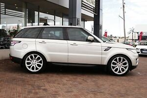 2014 Land Rover Range Rover Sport L494 MY14.5 SDV6 CommandShift HSE Gold 8 Speed Sports Automatic Osborne Park Stirling Area Preview