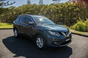 2015 Nissan X-Trail T32 ST-L WAG 7ST 5DR XTRO 7SP Blue CONTINU Port Macquarie Port Macquarie City Preview