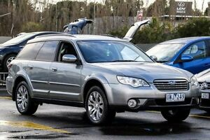 2007 Subaru Outback B4A MY07 R AWD Grey 5 Speed Sports Automatic Wagon Ringwood East Maroondah Area Preview