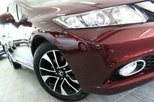 2014 Honda Civic Series 2 MY15 VTi-L Red 5 Speed Automatic Sedan Roseville Ku-ring-gai Area Preview