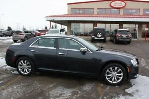 2016 Chrysler 300 C ALL WHEEL DRIVE Navigation (GPS),  Leather,