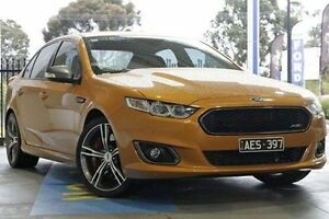2015 Ford Falcon FG X XR8 Gold 6 Speed Sports Automatic Sedan Ringwood East Maroondah Area Preview