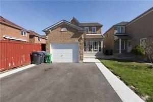 GORGEOUS 3+2Bedroom Detached House in BRAMPTON $729,900ONLY
