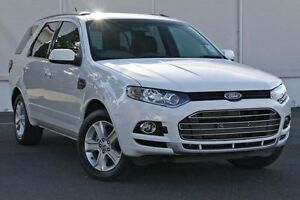 2014 Ford Territory SZ TX Seq Sport Shift White 6 Speed Sports Automatic Wagon Upper Ferntree Gully Knox Area Preview