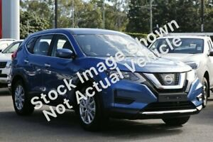 2019 Nissan X-Trail Marine Blue Automatic Castle Hill The Hills District Preview
