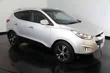 2015 Hyundai ix35 LM3 MY15 Highlander AWD Silver 6 Speed Sports Automatic Wagon Welshpool Canning Area Preview