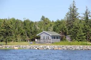 212 Ostrea Lake Rd - 3.5 Acre Waterfront Lot With Cottage