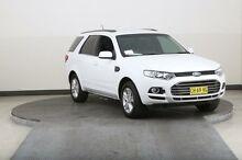 2014 Ford Territory SZ TX (RWD) White 6 Speed Automatic Wagon Smithfield Parramatta Area Preview