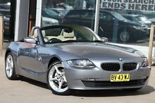 2006 BMW Z4 E85 MY06 2.5SI Silver 6 Speed Steptronic Roadster Brookvale Manly Area Preview