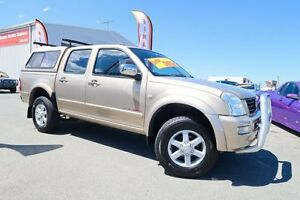 2004 Holden Rodeo RA TURBO DIESEL LT (4x4) Gold 4 Speed Automatic Woodridge Logan Area Preview