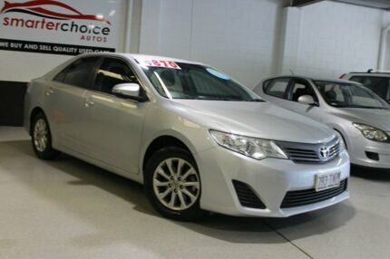 2013 Toyota Camry ASV50R Altise Silver 6 Speed Automatic Sedan Southport Gold Coast City Preview