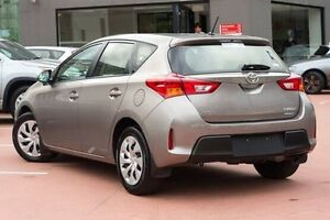 2015 Toyota Corolla ZRE182R Ascent S-CVT Bronze 7 Speed Constant Variable Hatchback Rockdale Rockdale Area Preview