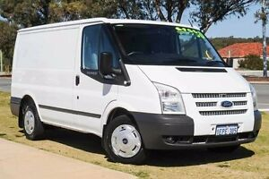 2013 Ford Transit VM MY13 280 Low Roof SWB White 6 Speed Manual Van Wangara Wanneroo Area Preview