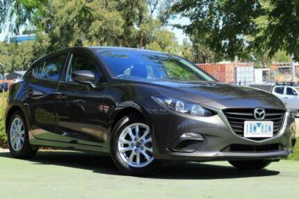 2014 Mazda 3 BM5276 Maxx SKYACTIV-MT Brown 6 Speed Manual Sedan