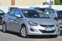 2011 Hyundai Elantra MD Active 6 Speed Sports Automatic Sedan Maylands Bayswater Area Preview