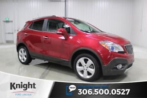 2015 Buick Encore Navigation, Sunroof, Leather