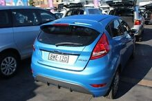2010 Ford Fiesta WS Zetec Blue 5 Speed Manual Hatchback South Maitland Maitland Area Preview