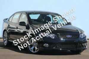 2011 Ford Falcon FG XR6 Limited Edition Black 6 Speed Sports Automatic Sedan Traralgon Latrobe Valley Preview