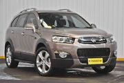 2013 Holden Captiva CG Series II MY12 7 AWD LX Bronze 6 Speed Sports Automatic Wagon Hendra Brisbane North East Preview