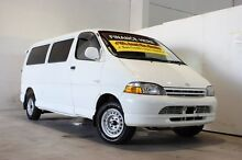 2000 Toyota Hiace RCH22R SBV LWB White 5 Speed Manual Van Underwood Logan Area Preview