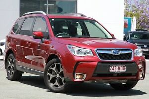 2015 Subaru Forester S4 MY15 XT CVT AWD Premium Red 8 Speed Constant Variable Wagon Toowong Brisbane North West Preview