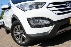 2015 Hyundai Santa Fe DM MY15 Active CRDi (4x4) White 6 Speed Automatic Wagon Zetland Inner Sydney Preview