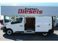 2018 Vauxhall Vivaro 1.6 CDTi 120PS L2 H1 Panel Van Diesel Manual