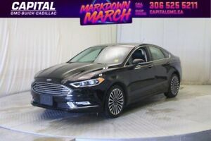 2017 Ford Fusion SE AWD*NAV*LEATHER*SUNROOF*