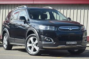 2014 Holden Captiva CG MY15 7 LTZ (AWD) Black 6 Speed Automatic Wagon Homebush Strathfield Area Preview