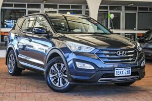 2012 Hyundai Santa Fe DM MY13 Active Blue 6 Speed Sports Automatic Wagon Melville Melville Area Preview
