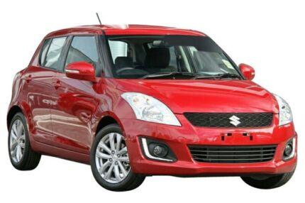 2014 Suzuki Swift FZ MY14 GLX 4 Speed Automatic Hatchback Australia Australia Preview