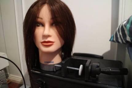 Hairdresser Mannequine Head Corinne