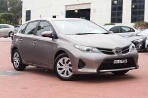 2014 Toyota Corolla ZRE182R Ascent S-CVT Bronze 7 Speed Constant Variable Hatchback Rockdale Rockdale Area Preview