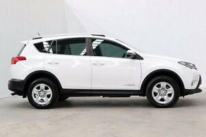 2014 Toyota RAV4 ALA49R MY14 GXL AWD White 6 Speed Sports Automatic Wagon Seven Hills Blacktown Area Preview