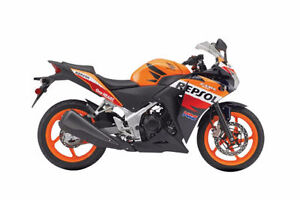 Honda CBR250 Repsol with ABS - Race ready or for road