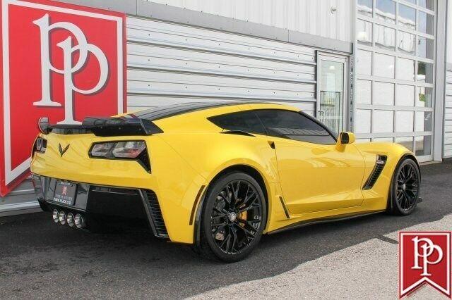 Image 5 Voiture Américaine d'occasion Chevrolet Corvette 2017