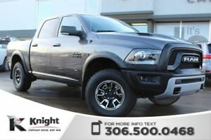 2017 Ram 1500 Rebel - Remote Start - Heated Front Seats - Heated